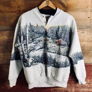 Vintage Camp Sweatshirt